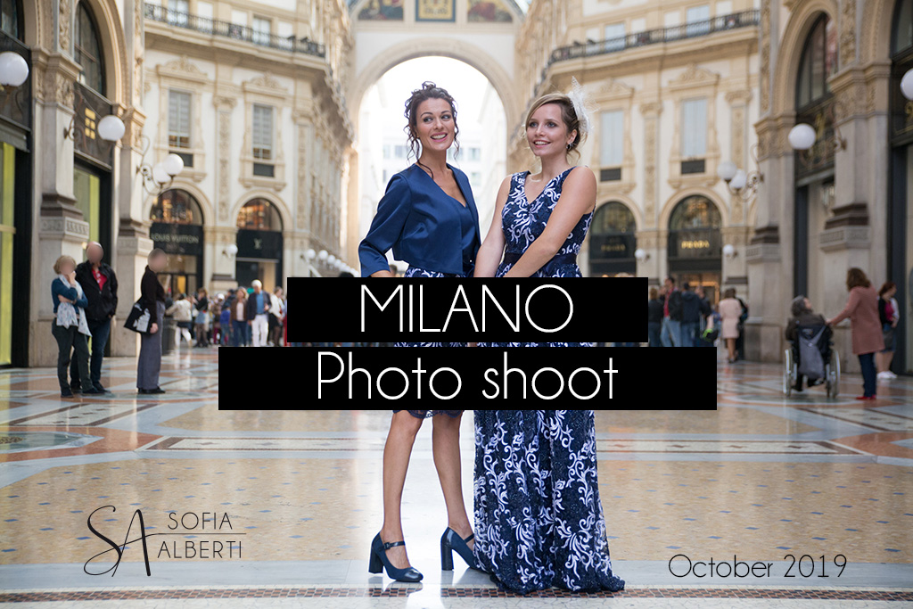 Sofia Alberti - Milano photo shoot 2019